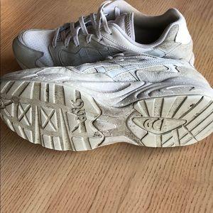 Asics Shoes - ASICS Gel Diablo - Glacier Grey
